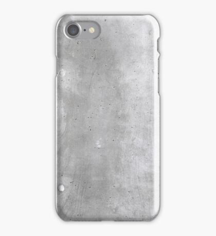 Concrete iPhone Case/Skin