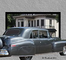 1947 Lincoln Continental Coupe by Betty Northcutt