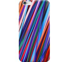 Rubber band iPhone Case/Skin