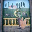 Painted Garden by ElsT