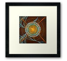 In the Orbit Framed Print