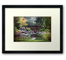 Peaceful Dreams Framed Print
