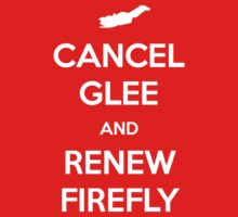 Cancel Glee and Renew Firefly Kids Clothes
