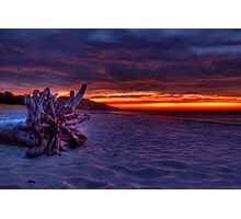 Grand Marais Sunset Photographic Print