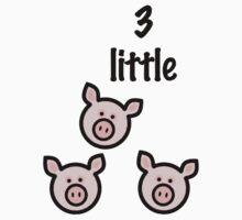 3 little pigs! by Lorie Warren