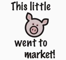 This little piggy... by Lorie Warren