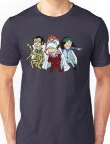 Big Three Unisex T-Shirt