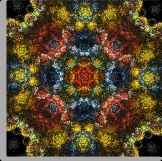 Kaleidoscope by Benedikt Amrhein