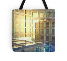 Vexing // Nothing more than a few glass cubes Tote Bag