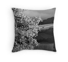 Mugello-Toscana Throw Pillow