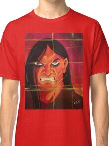 Nathan Explosion-Metalocalypse Classic T-Shirt