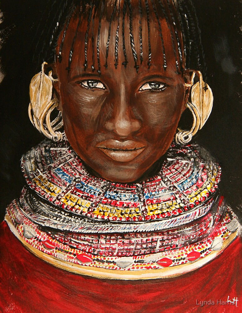 Turkana  by Lynda Harris