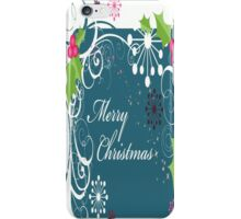 Merry Christmas iPhone 4/4S Skin iPhone Case/Skin