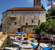 St Nicholas' church and Monastery by Tom Gomez