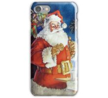 Santa iPhone 4/4S Skin iPhone Case/Skin