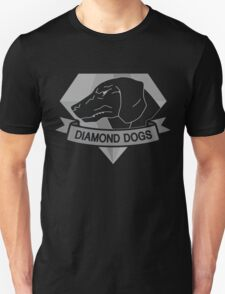 Diamond Dog Grey T-Shirt