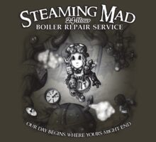 Steaming Mad Boiler Repair by Bethalynne Bajema