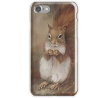 Squirrel  iPhone Case iPhone Case/Skin