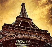 Eiffel Tower. by Lyn Darlington