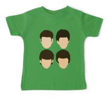 The Beatles - Minimalistic Baby Tee