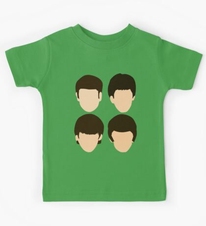 The Beatles - Minimalistic Kids Tee