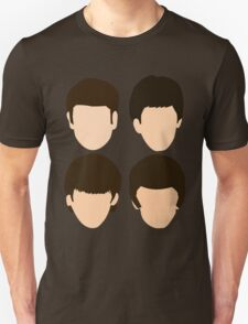 The Beatles - Minimalistic T-Shirt
