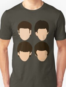 The Beatles - Minimalistic T-Shirt