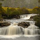 Cradle Falls by Michael Walters