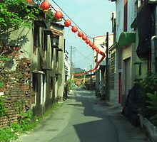 Blessing Street by yiching