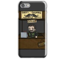 Goeff's Farming and Mercantile Supply iPhone Case/Skin
