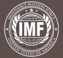 I M F 2011 Medium Logo by Christopher Bunye