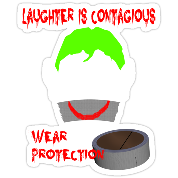 Laughter is Contagious by Anthony Pipitone