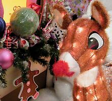 Rudolph The Red Nosed Reindeer by R&PChristianDesign &Photography