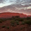 Mt Augustus Sunrise by Robert Elliott