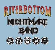 Riverbottom Nightmare Band Baby Tee