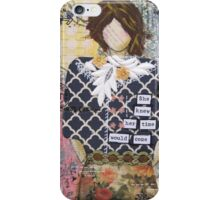 iPhone Case - her time would come iPhone Case/Skin