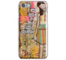 iPhone Case - those she loved iPhone Case/Skin