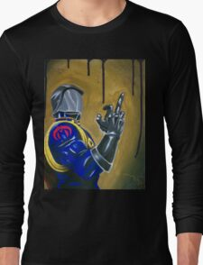 Cobra Commander Long Sleeve T-Shirt
