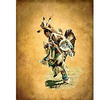 Indian Dance Photographic Print
