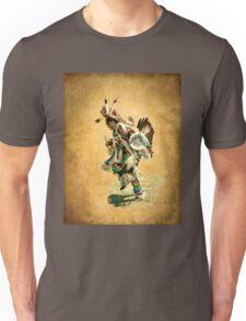 Indian Dance Unisex T-Shirt