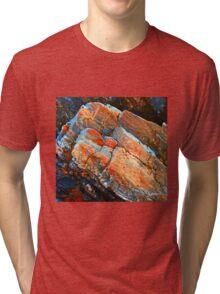 hidden colours... Tri-blend T-Shirt