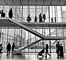 Modern Wing, Art Institute of Chicago by James Watkins