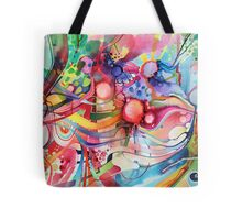 Nice Clowns You Got There - Watercolor Painting Tote Bag