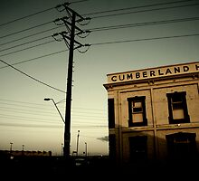 Cumberland Hotel by Camilla
