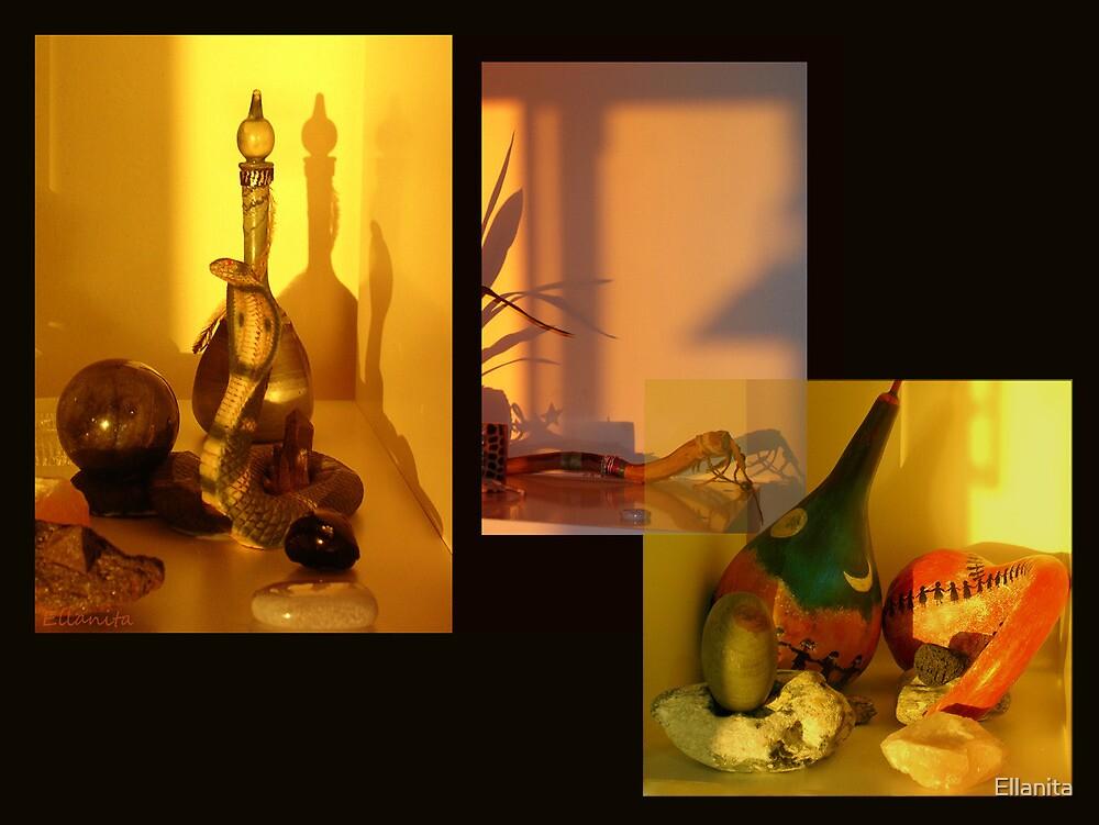 Sacred Objects  by Ellanita