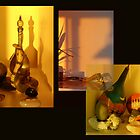 Sacred Objects  by Ellanita