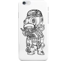 Ninja Cthulhu iPhone Case/Skin