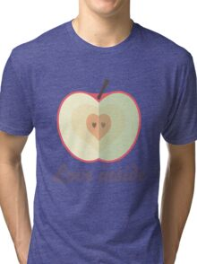 Love inside Tri-blend T-Shirt