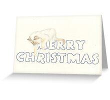 Fleur's Christmas Greeting Card