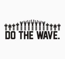 Do the Wave by BaseballLove